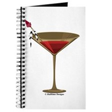 Gold Speartini Journal