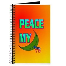 PEACE MY ASS! Journal