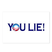 You Lie Obamacare Postcards (Package of 8)