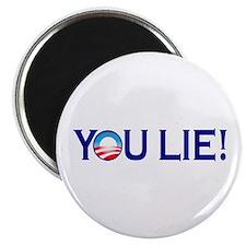 """You Lie Obamacare 2.25"""" Magnet (100 pack)"""