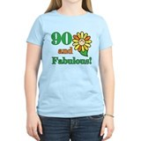 90th birthday party Women's Light T-Shirt