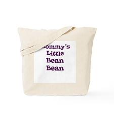 Mommy's Little Bean Bean Tote Bag
