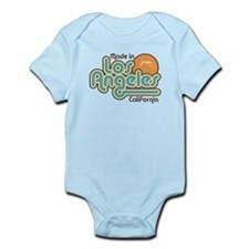 Made In Los Angeles Infant Bodysuit