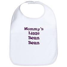 Mommy's Little Bean Bean Bib
