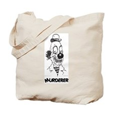 Clown Murderer - Tote Bag