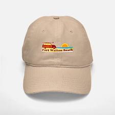 Fort Walton Beach FL Baseball Baseball Cap