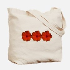 Wyldfyr~Hibscus Tote Bag