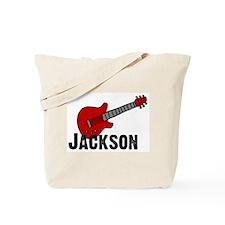 Guitar - Jackson Tote Bag