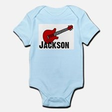 Guitar - Jackson Infant Creeper