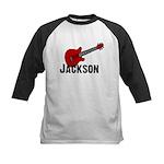 Guitar - Jackson Kids Baseball Jersey