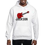 Guitar - Jackson Hooded Sweatshirt