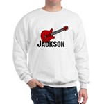 Guitar - Jackson Sweatshirt