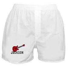 Guitar - Jackson Boxer Shorts