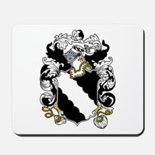Braden Coat of Arms Mousepad