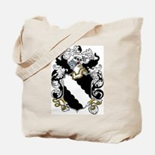 Braden Coat of Arms Tote Bag
