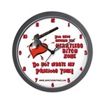 BitchTime Wall Clock