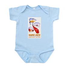 Broadway Limited PRR Infant Creeper
