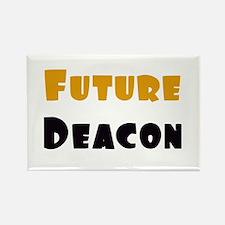 Future Deacon Rectangle Magnet