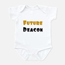 Future Deacon Infant Bodysuit