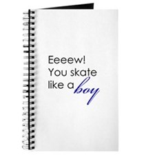Skate Like a Boy Journal