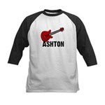 Guitar - Ashton Kids Baseball Jersey