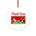 Mardi Gras 2006 Ornament (Round)