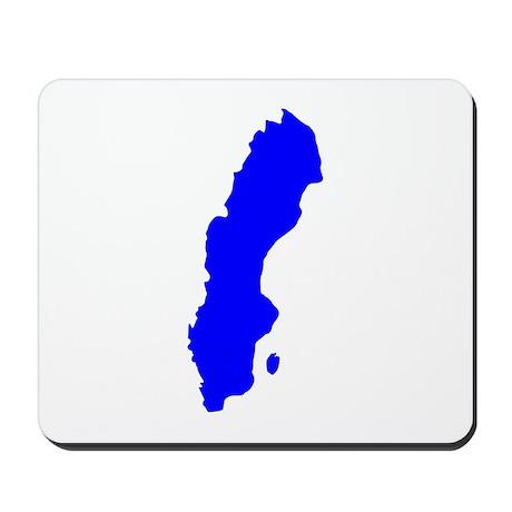 Sweden Mousepad