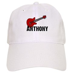 Guitar - Anthony Baseball Cap