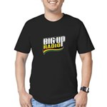 2-BUR-New-4Color-Black_Gradient T-Shirt