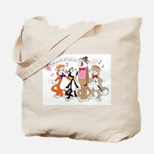 Cute Musicians and musical groups Tote Bag