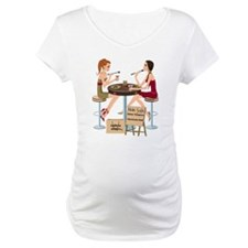 Seminole Girls Sushi Bar Mama to be T-Shirt