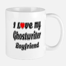 I Love My Ghostwriter Boyfriend Mug