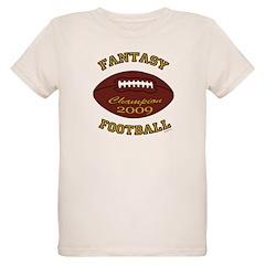 Fantasy Football Champion 2009 T-Shirt