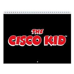 Cisco Kid & Pancho 12-Month Calendar