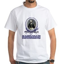 The Marquis de Lafayette on I Shirt