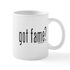 got fame? Mug