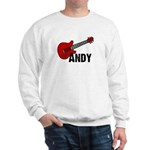 Guitar - Andy Sweatshirt