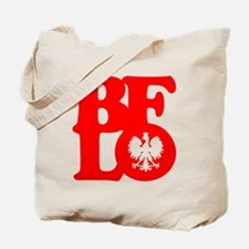 BFLO Polish Tote Bag