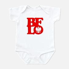 BFLO Polish Infant Bodysuit