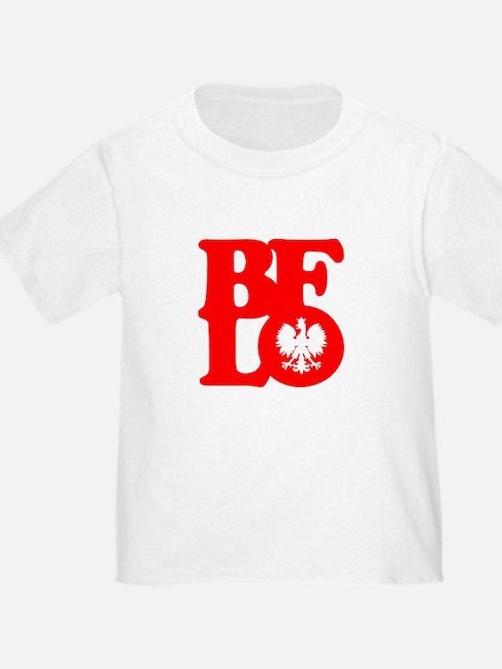 Buffalo polish t shirts shirts tees custom buffalo for Polish t shirts online
