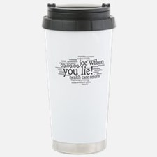 you lie Stainless Steel Travel Mug