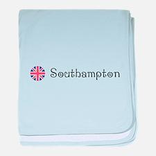 Southampton baby blanket