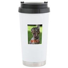 Cute Catz Stainless Steel Travel Mug