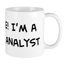 Trust Me: Financial Analyst Mug