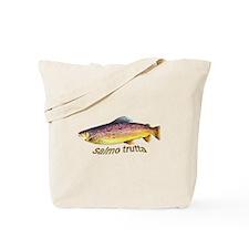 Salmo Trutta Tote Bag