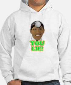 Unique Obama you lie Hoodie