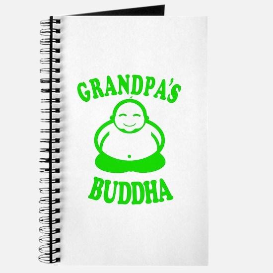 Cute Buddha baby Journal