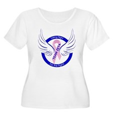 Unique Team breast cancer T-Shirt