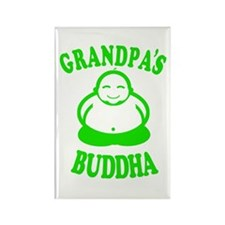 Cute Baby buddha Rectangle Magnet