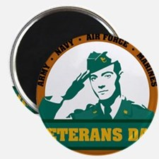 "Veterans Day 2.25"" Magnet (10 pack)"